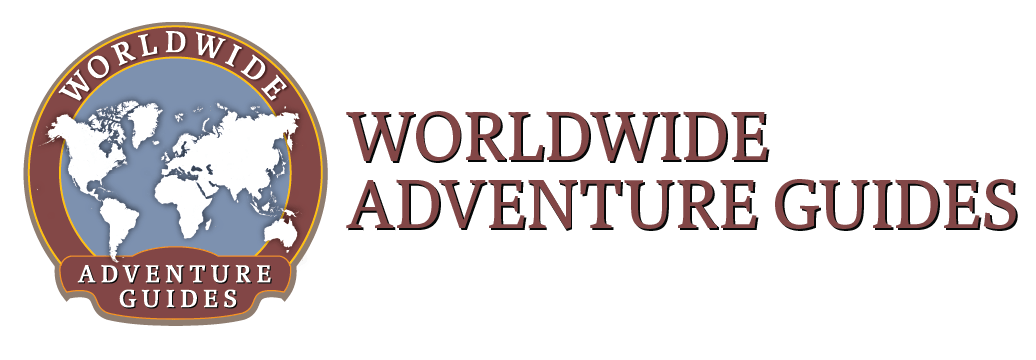 Worldwide Adventure Guides Logo